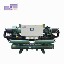 Water-Cooled Glycol Low Temperature Chiller for Sri Lanka