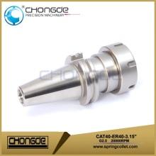"""Porte-outils CAT40-ER40-3.15 """"de machine CNC"""