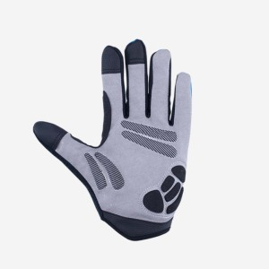 Blue Fashion Cycling Bicycle Gloves