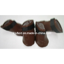 Pet Shoes Dog Leather Boots
