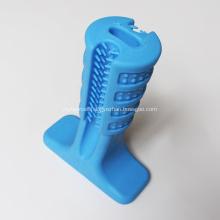 Rubber Pet Dog Dental Chew Brush Stick