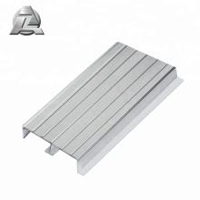 prix du platelage intérieur en aluminium antidérapant