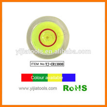 circular spirit level with ROHS standard YJ-CR13808