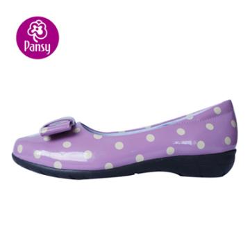 Pansy confort chaussures à la mode chaussures occasionnels antibactériens pluie-étape pour les dames