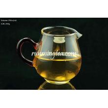 Pichet à forme d'oeuf en verre borosilicate 250cc
