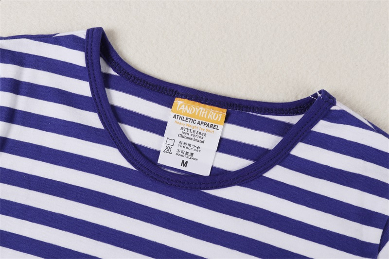 Striped Sailor Shirt Mens