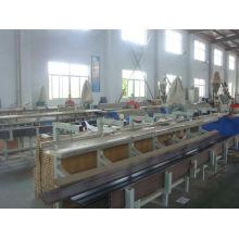 2014 máquina de madeira nova da máquina da extrusão da máquina da extrusão de WPC / PVC WPC