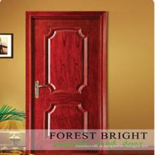 A melhor porta de madeira moderna de venda da porta branca interior