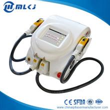 4 melhor capacidade das capacidades eletrônicas grandes Elight IPL Shr máquina de remoção de cabelo