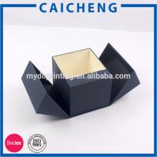 Caja magnética impresa hecha a mano para regalo