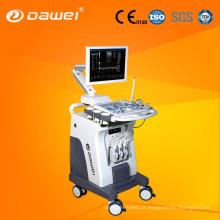 Máquina do ultra-som 4D para o teste de gravidez & o preço DW-C80Plus do ultra-som de Doppler da cor