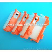 Bulk Supply 364 Nachfüllpatrone für HP Drucker 5524 5525 5522 5520 6525 6520 7520 7510 6510 mit Auto-Reset-Chip