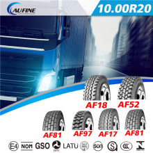 Radial Truck Tyre Best Quality Bus Tire (10.00R20)