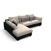 Ensemble de canapés en tissu à meuble moderne