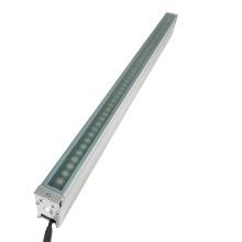 Lumière encastrée linéaire à LED pour paysage extérieur