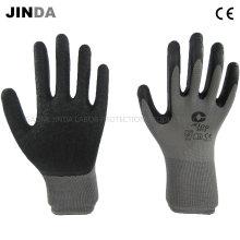 13 калибровочных полиэфирных оболочек из латекса с защитой от коррозии промышленные защитные рабочие перчатки (LS205)