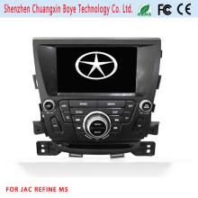 Car MP4 / DVD Player Navegación GPS para JAC Refine M5
