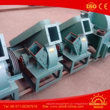 Triturador de madeira industrial Chipper de madeira do cilindro