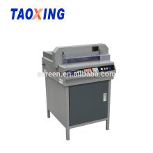 máquina de corte de papel elétrica automática