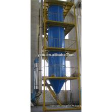 Séchoir à jet de pression fluoré au potassium