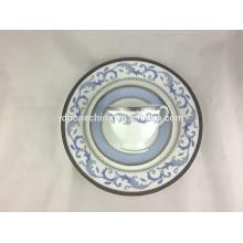 Столовая посуда из столовой посуды тонкого костяного фарфора