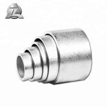 Varier les longueurs de coupe en tube d'aluminium télescopique à paroi mince