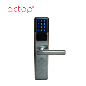 Отель Security Door Lock Система Bluetooth замок