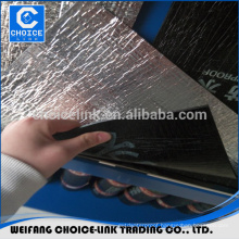High strength rubber asphalt fiberglass mesh roofing felt