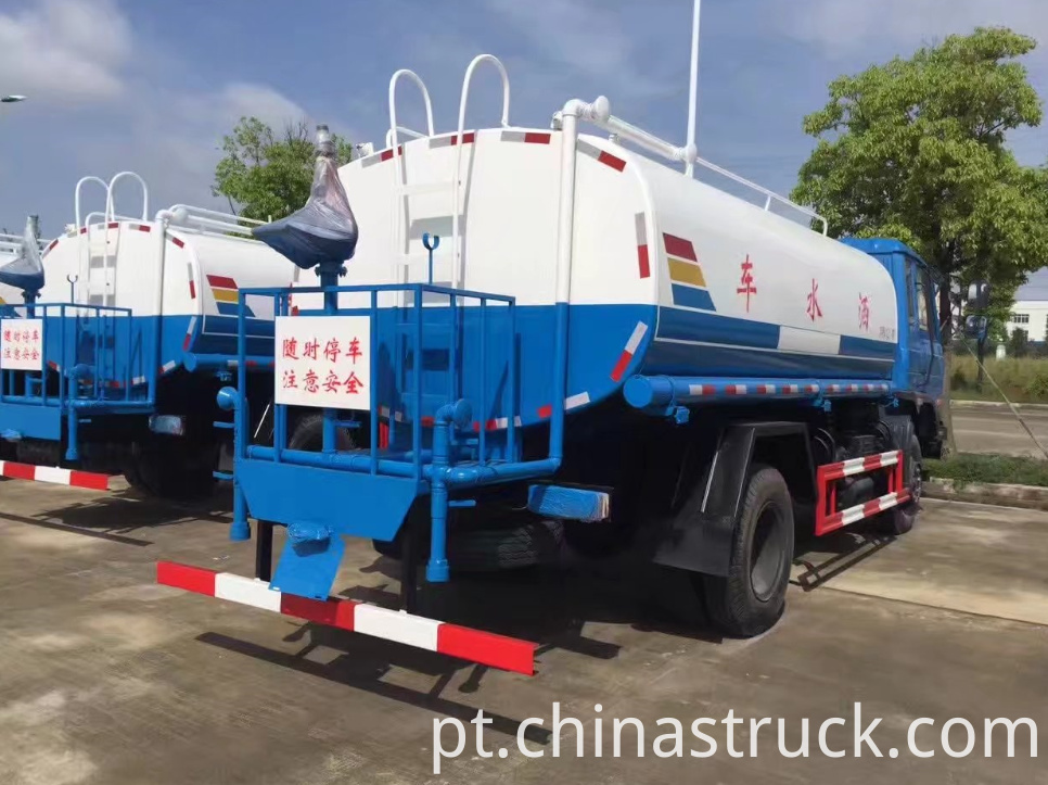 10000 liters water tank for street clean