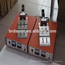 machine de découpage à ultrasons de vente chaude
