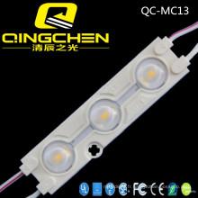 Faible tension 12V étanche SMD5050 pour publicité LED Module linéaire