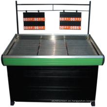 Fábrica venta directa acero inoxidable frutas y verduras parrilla