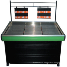 Factory directly selling stainless steel fruit and vegetable grill rack