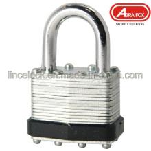 Padlock / Steel Laminated Padlock / Steel Padlock / Brass Cylinder Lock (401)