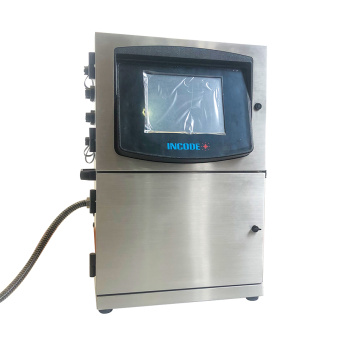 Industrial Small Character Inkjet Printer For Bottle Wire Cable expiration Date Coding Logo Printing CIJ coding Machine
