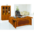 Popular Wooden vintage design furniture office desk with drawer 05