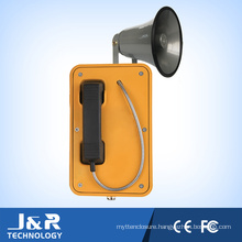 Industry Weatherproof IP66 Phone Without Door Telephone Mining Emergency Phone