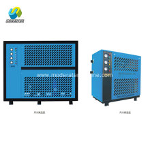 High temperature air-cooling refrigerated air dryer