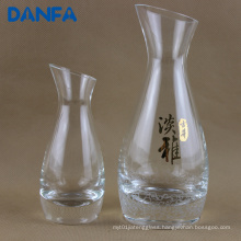 50ml / 250ml Decanter Set (Gold Stamping Logo)
