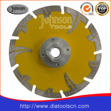 Sintered Turbo Saw Blades: 125mm