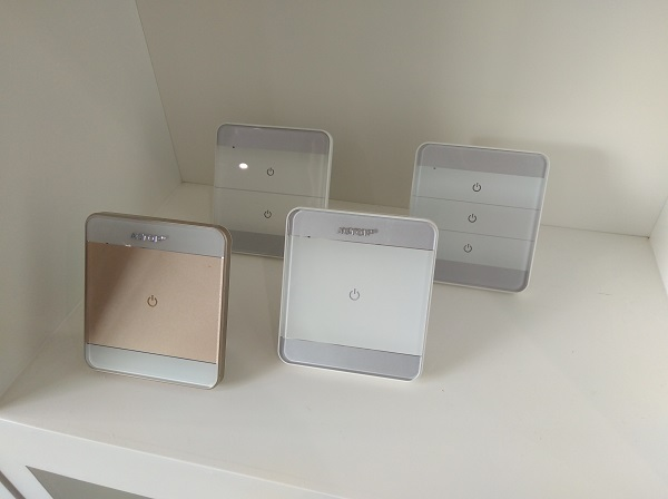 Zigbee Home Lighting Automation