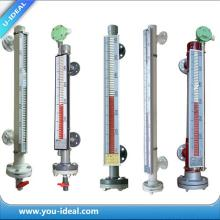 Stainless Steel Magnetic Level Indicator-PP Magnetic Level Indicator; Magnetic Level Indicators