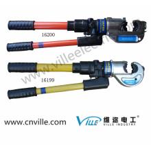 Presse à outils hydraulique manuelle Type 2