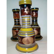 Hookah Bottle with Gold Trim, Wholesale Best quality