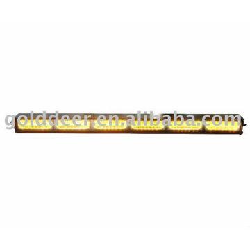 Emergency Vehicles LED traffic advisor directional warning lights bar