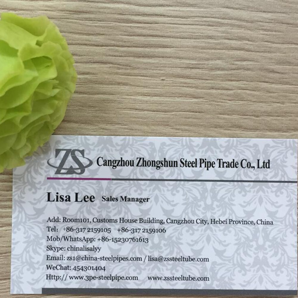 Name Card Lisa Lee