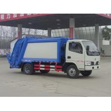 Dongfeng 6CBM Compressive Garbage Truck Price
