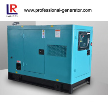 15kVA Silent Diesel Generator with Soundproof Canopy