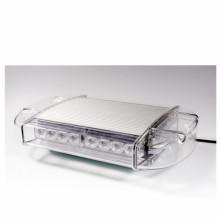Stroboscope haute intensité clignotant Signal d'alarme d'urgence de la police 12V 24V Étanche Ambre LED Mini Barre de Lumière