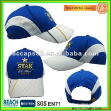 Promoción BC-0142 de la gorra de béisbol del diseñador